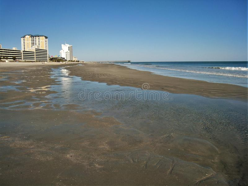 Myrtle Beach Morning photo libre de droits