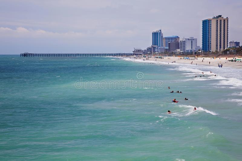 Myrtle Beach, SC Royalty Free Stock Image