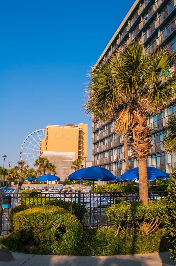 Myrtle Beach South Carolina imagem de stock royalty free