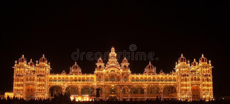 Mysore lizenzfreie stockfotos