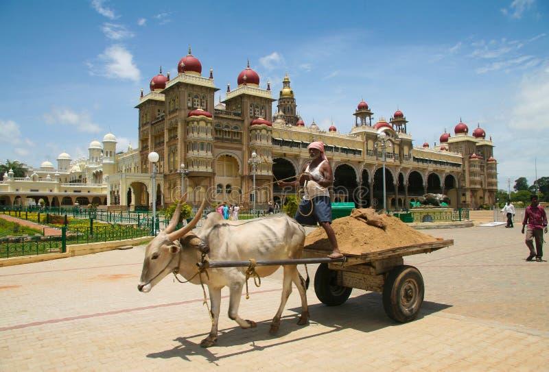 Mysore immagine stock libera da diritti
