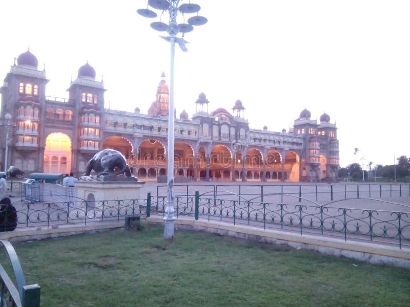mysore photographie stock libre de droits