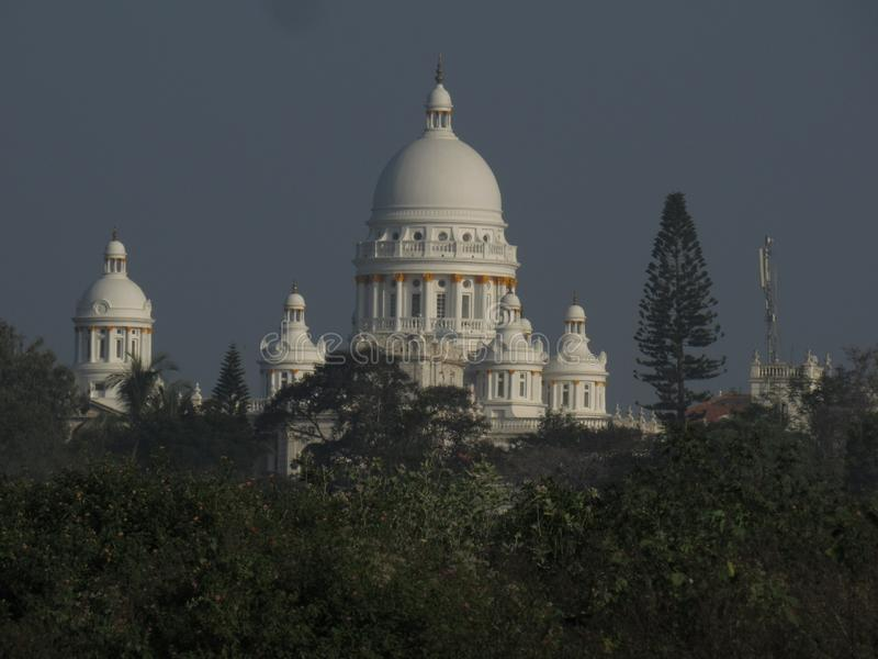 Mysore lalith mahal pałac obraz stock
