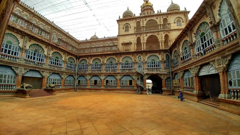 Mysore Palace stock photography
