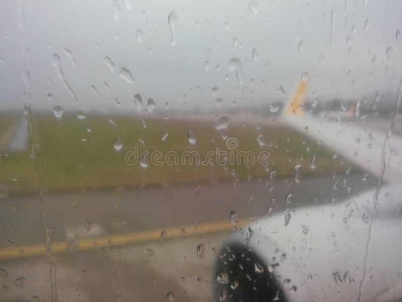 Mysteriöser Regen lizenzfreies stockbild