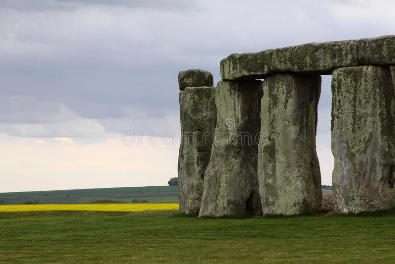 Mysteries Of Stonehenge Stock Photography