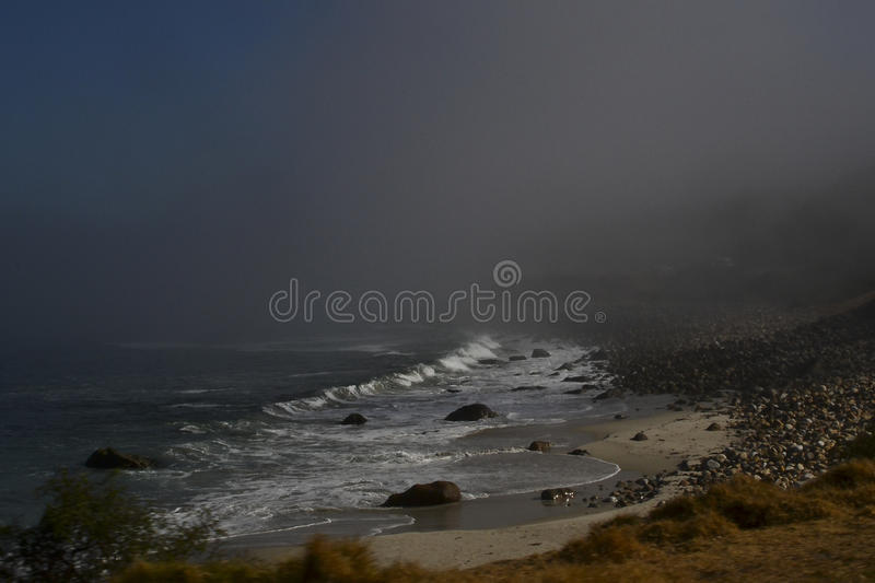 Mysterious Mist royalty free stock image