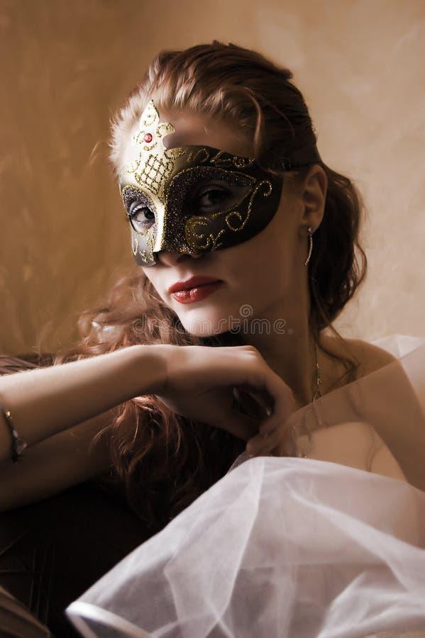 Download Mystery stock image. Image of beautiful, pensive, sensual - 7656359