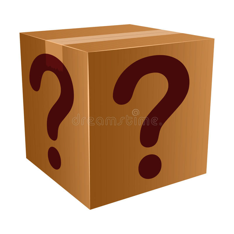 Free Mystery Box Stock Photography - 24918662