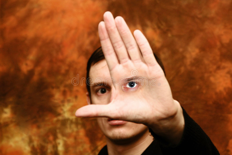 Download Mystery Eye Stock Photography - Image: 3199572