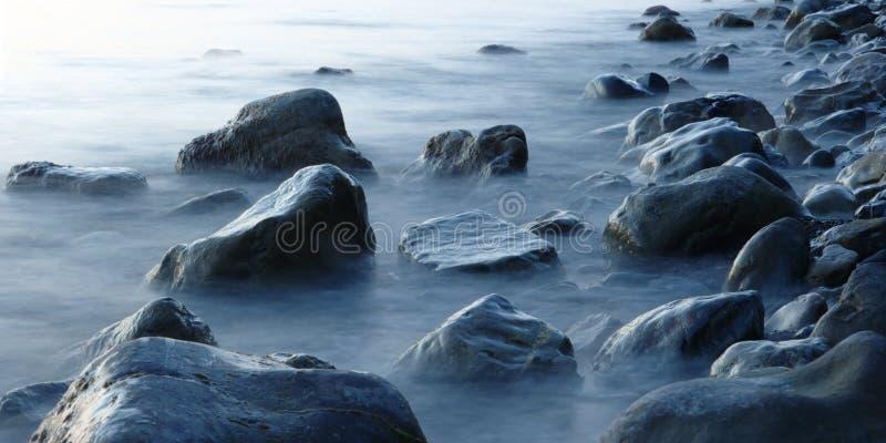 Download Mystery stones stock photo. Image of nature, stones, haze - 13978362