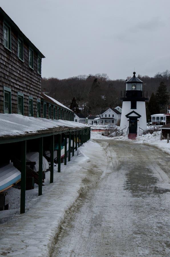 Free Mystic Seaport Light Stock Photos - 50270053