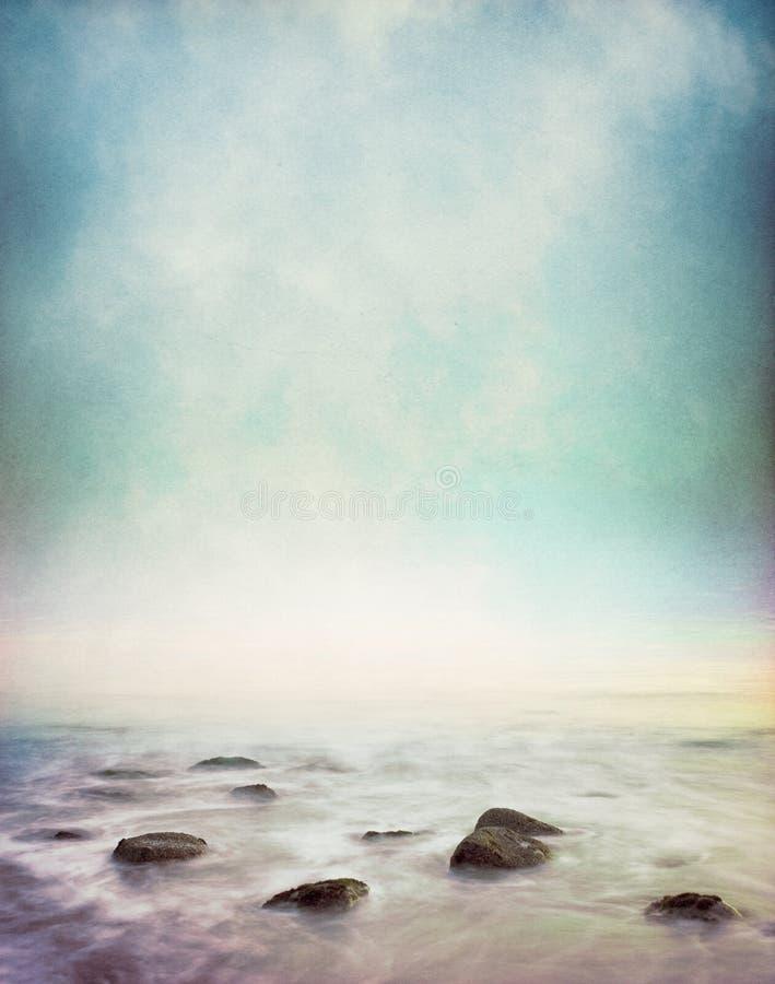 Mystic Shore stock image
