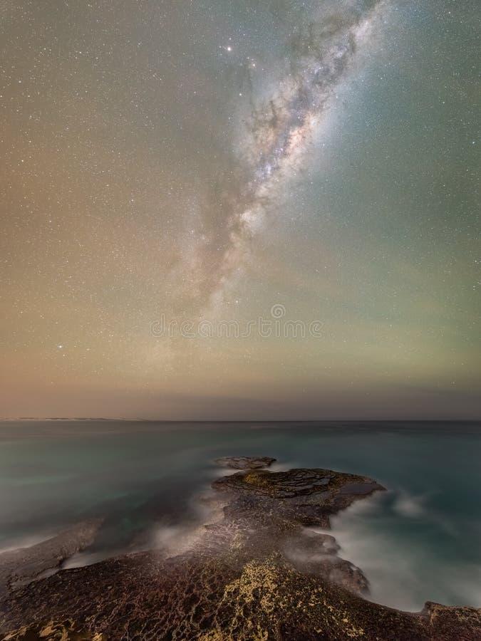 Mystical Coastline royalty free stock image