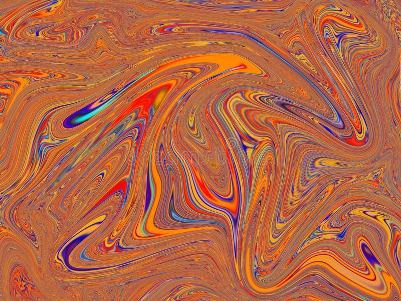Mystische Illustration vektor abbildung
