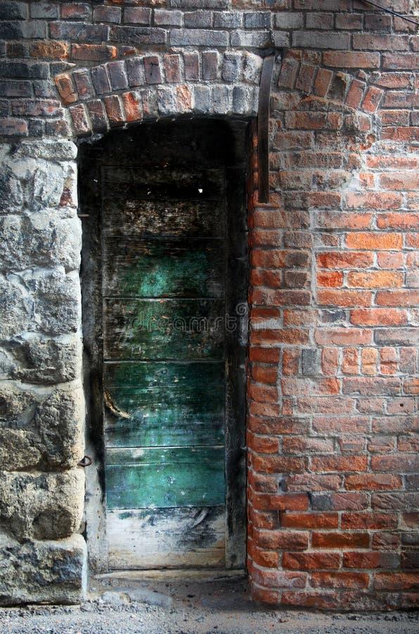 mystisk dörr royaltyfri foto