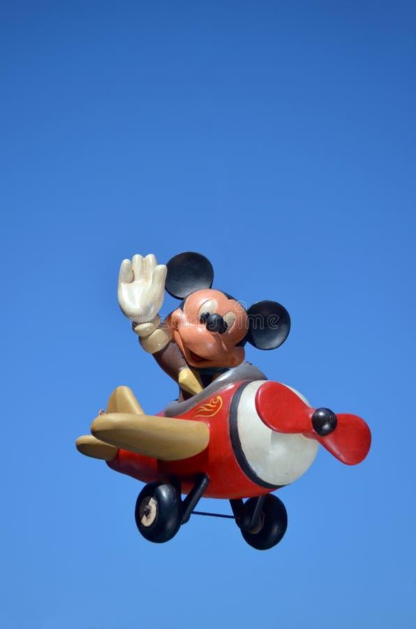 Myszka Miki obrazy royalty free