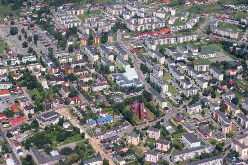Myszkow, Pologne photographie stock libre de droits