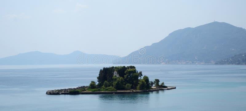 Myszy wyspa Corfu zdjęcie stock