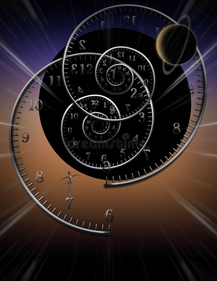 Download The Myth of Time stock illustration. Illustration of fantasy - 20706678