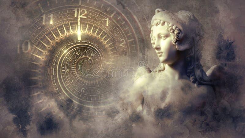 Mythology, Computer Wallpaper, Cg Artwork, Darkness stock photo