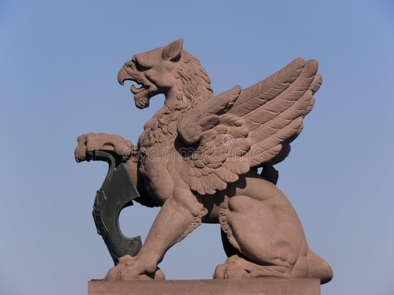 mytisk varelse royaltyfri bild