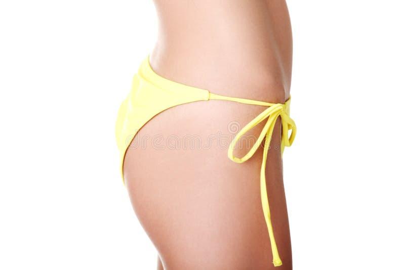Download Nádegas Da Mulher Apta Dos Jovens Imagem de Stock - Imagem de higiene, cellulite: 29827285