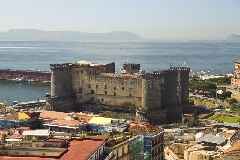 Nápoles fotografia de stock royalty free