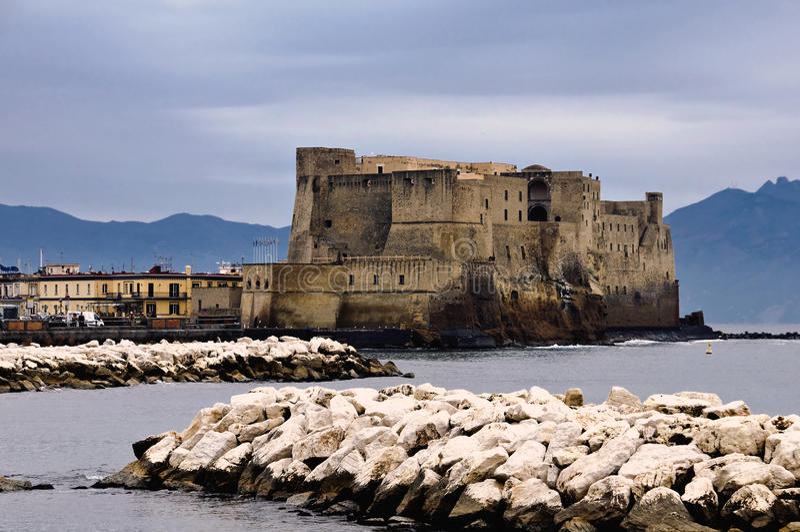 Nápoles fotos de archivo
