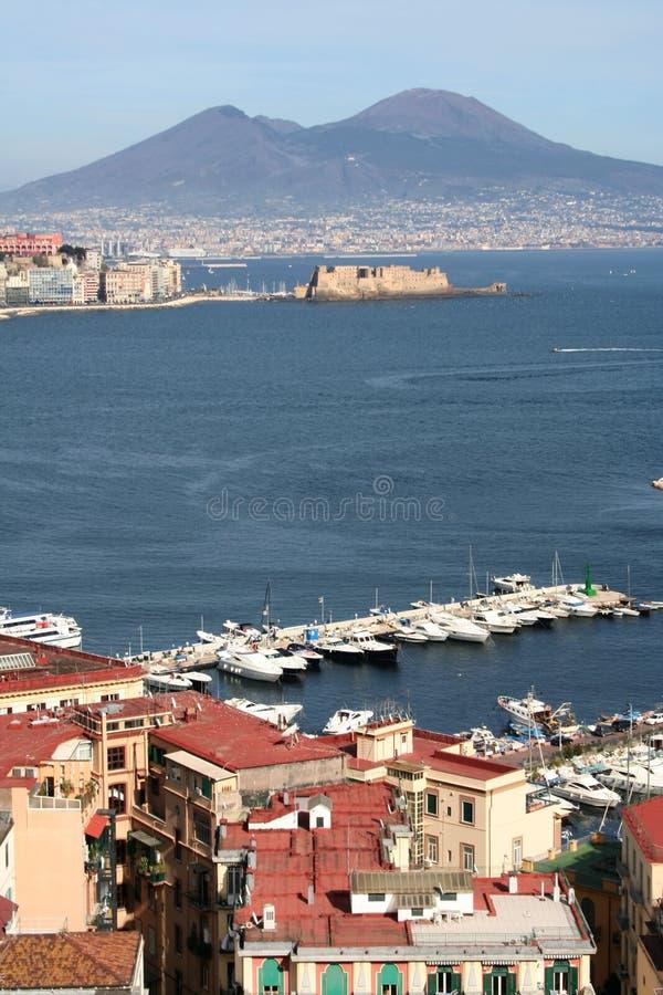 Nápoles foto de archivo libre de regalías
