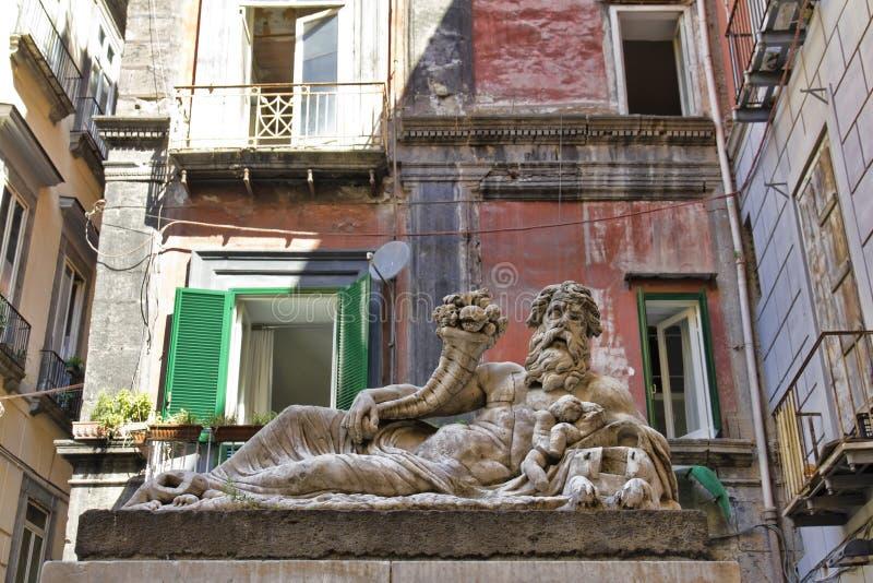 Nápoles, Italia imagen de archivo libre de regalías