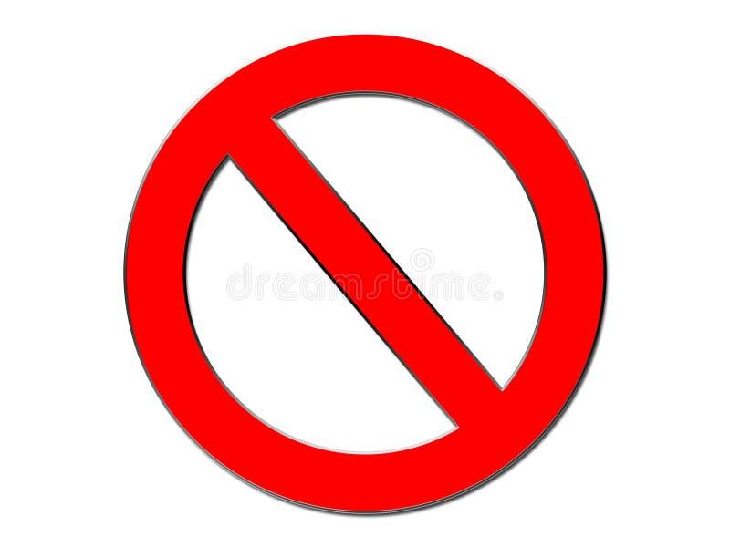 Não ilustração do vetor