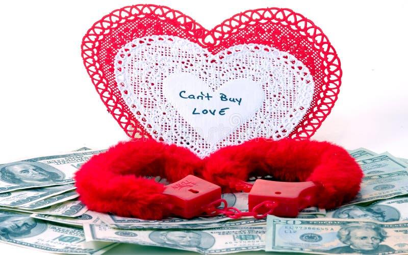 Download Não possa por Amor foto de stock. Imagem de valentines, cuffs - 59046