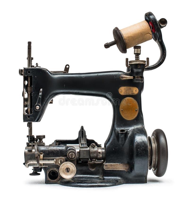 Nähmaschine der Weinlese lizenzfreies stockbild