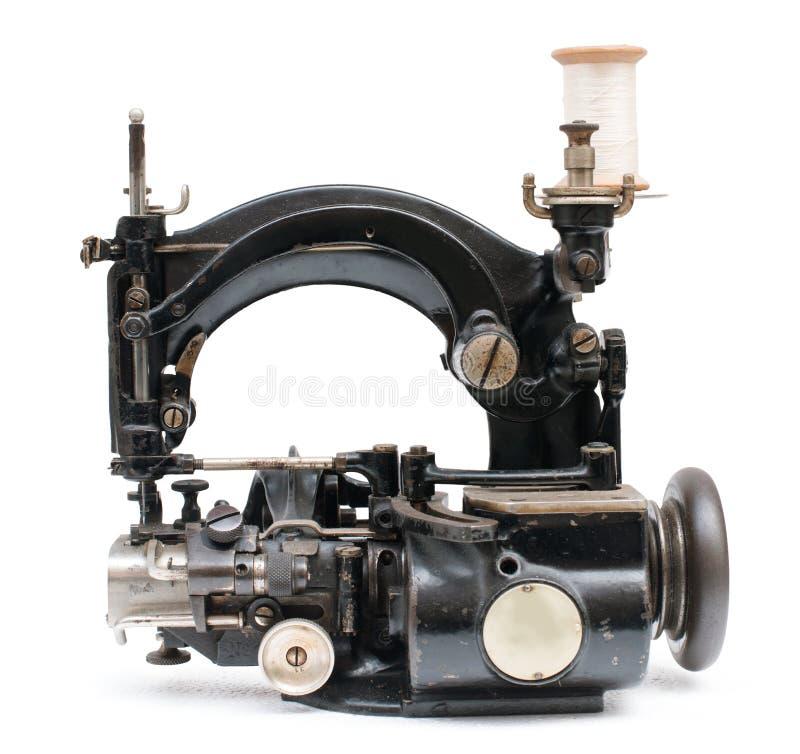 Nähmaschine der Weinlese lizenzfreie stockfotografie