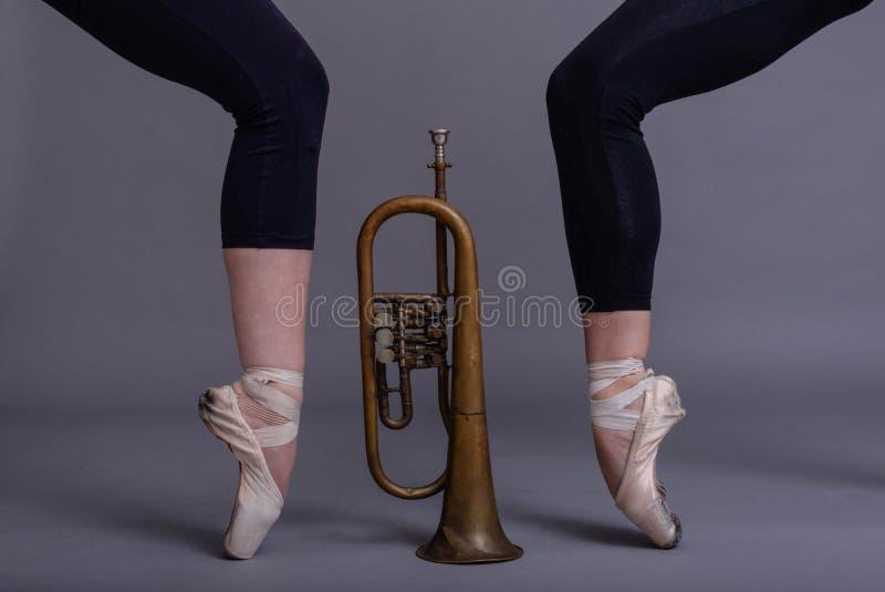 När du inte kan lyssna till musik, kan du se den royaltyfria bilder