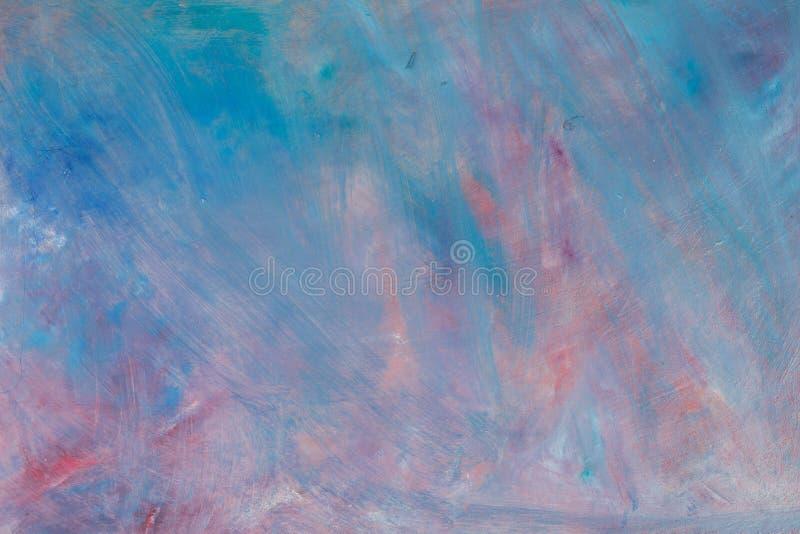 närbild av olika färger med olje- målarfärg kulör akryl Th royaltyfria bilder