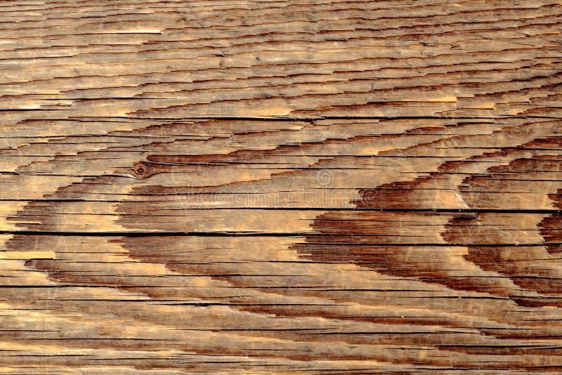 Närbildsikt av träbakgrund i tappningstil royaltyfri fotografi