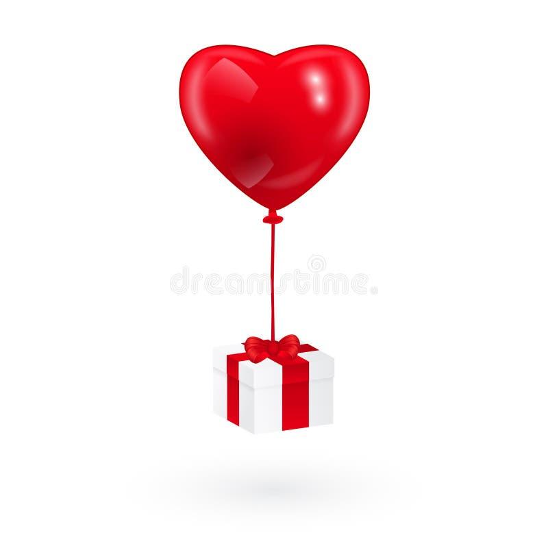 Download Närvarande hjärta vektor illustrationer. Illustration av färg - 37346695