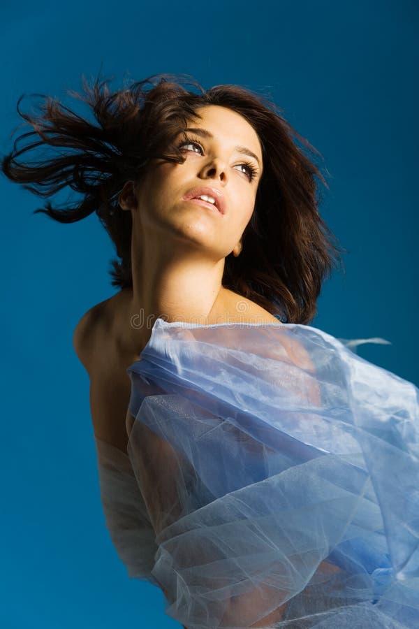 nätt sexig kvinna fotografering för bildbyråer