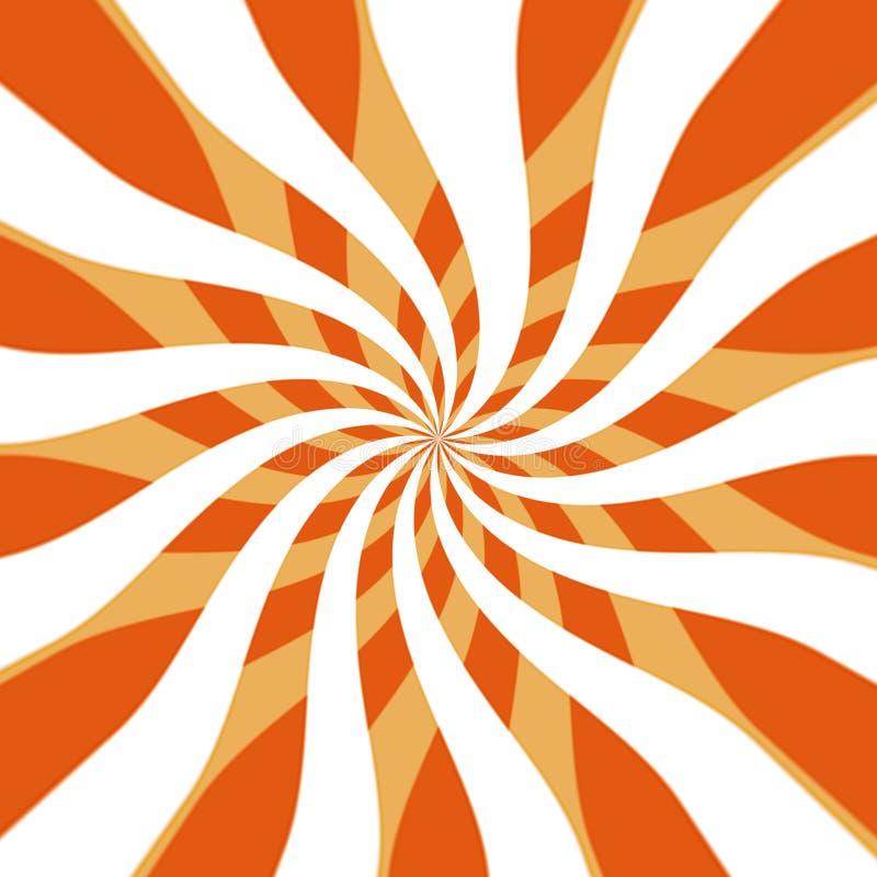 nätt swirl för abstrakt design vektor illustrationer