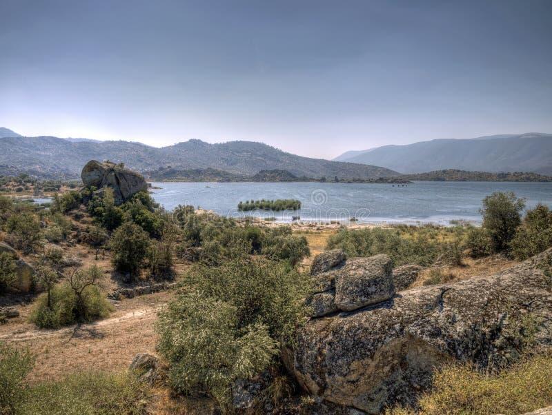 Någonstans I Turkiet Fotografering för Bildbyråer
