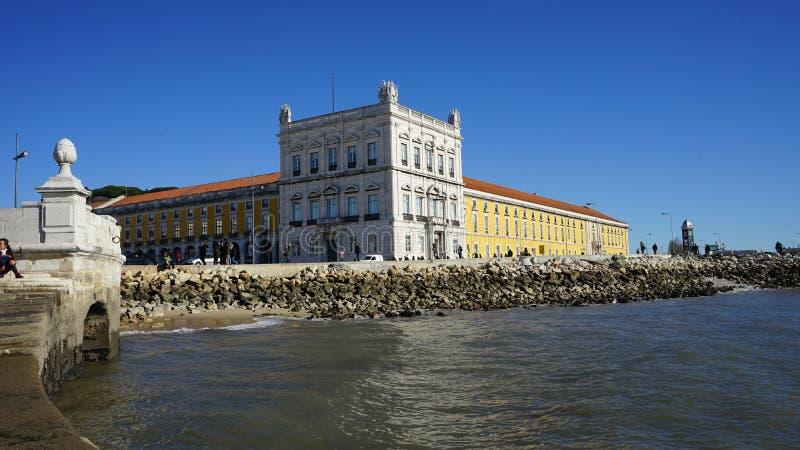 Något bildtagande i Lissabon royaltyfria bilder