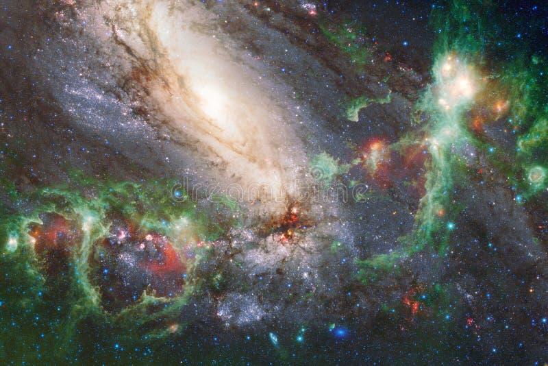nébuleuse Image d'espace extra-atmosphérique qui convient au papier peint photographie stock