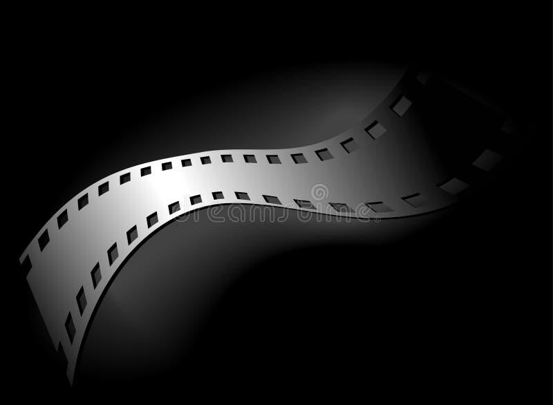 Négatif film de 35 millimètres illustration libre de droits