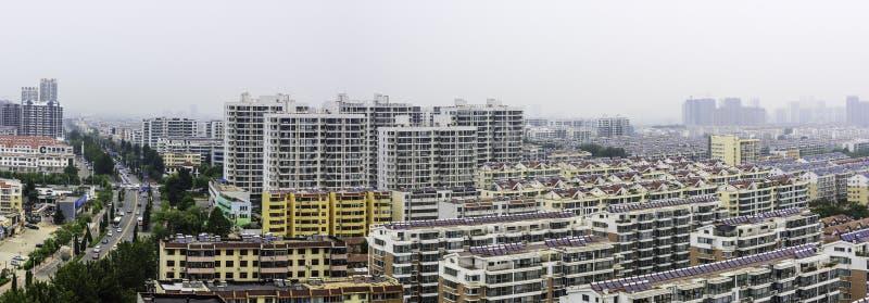 Négligence de la ville de Rizhao photo stock
