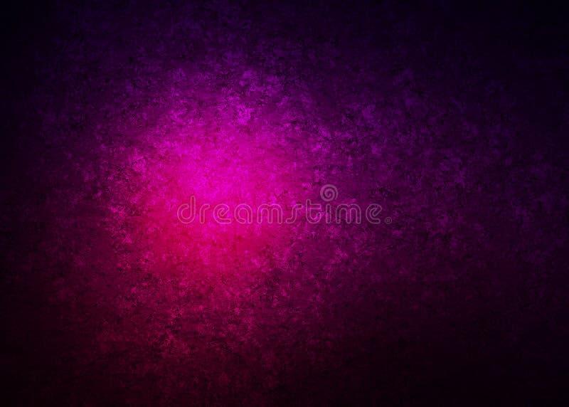 Néo- papier peint ornemental oriental futuriste d'illustration de fond de texture de modèle de Violet Japanese Dark Purple Techno illustration stock