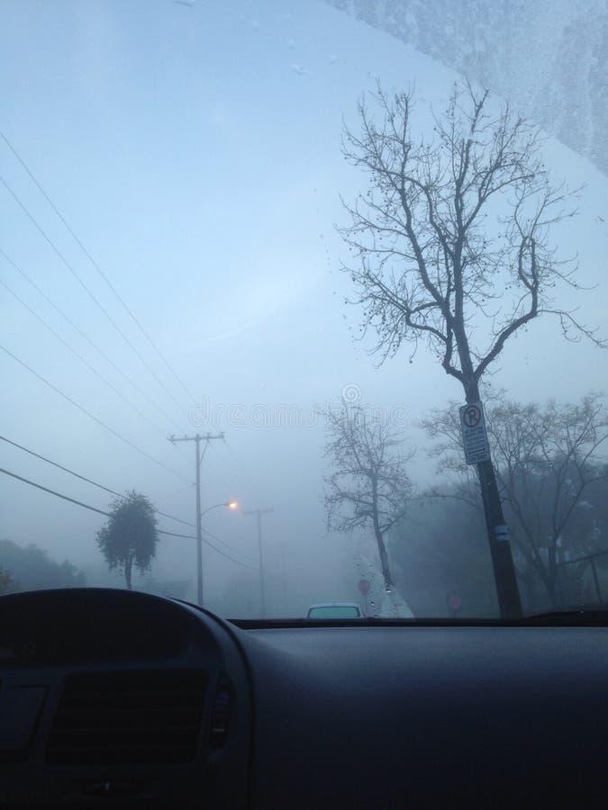 névoa imagens de stock
