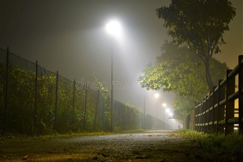 névoa imagem de stock