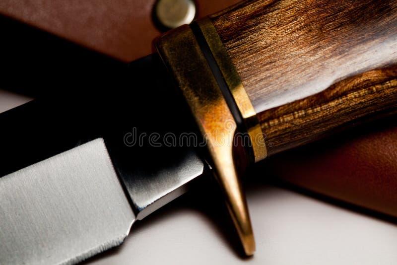 Nóż obraz stock
